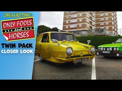 Scalextric | Only Fools and Horses Twin Pack