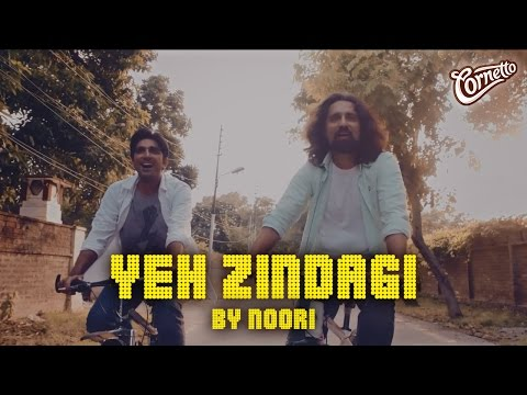 Cornetto Pop Rock - Ye Zindagi by Noori