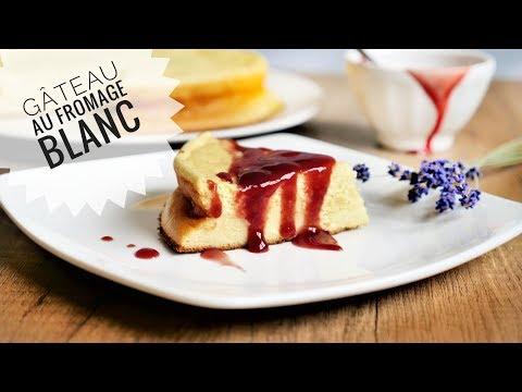 gÂteau-lÉger-au-fromage-blanc-facile-et-rapide