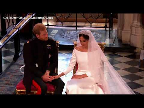 WATCH: The Kingdom Choir sings 'Stand By Me' by Ben E. King at royal wedding