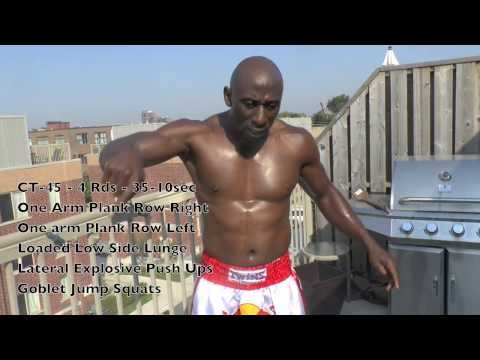 Cross Training Workout (15 Minute Home Workout)