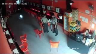 Arogansi Polisi