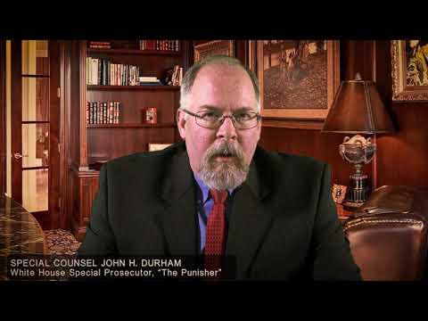 John Durham, Special Prosecutor | Chapter 8 | Biblical
