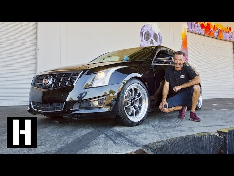 Bad Daddy Braddy's Caddy Gets Power Mods to Beat Kikawa's Tesla!