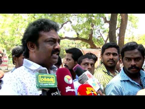 saravanan meenatchi fame mirchi senthil arrested doovi