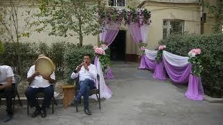 Осень. Время свадеб в Узбекистане