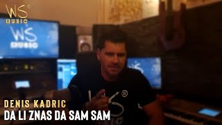 Denis Kadric - Da li znas da sam sam - (Official Cover)