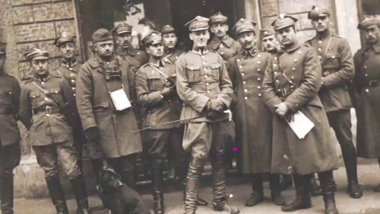 Walki przed Bitwą Warszawską 1920