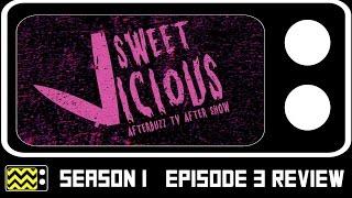Video Sweet/Vicious Season 1 Episode 3 Review w/ Eliza Bennett & Nick Fink   AfterBuzz TV download MP3, 3GP, MP4, WEBM, AVI, FLV November 2018