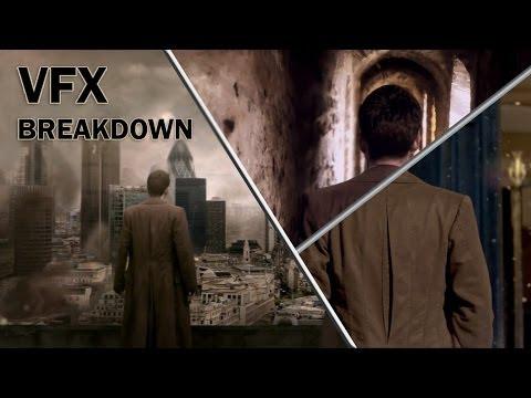 3D Doctor Who 50th Anniversary Trailer - VFX Breakdown