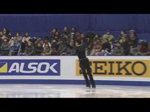 [Figure Skating] Men (Short Program) of 2017 Asian Winter Games in Sapporo