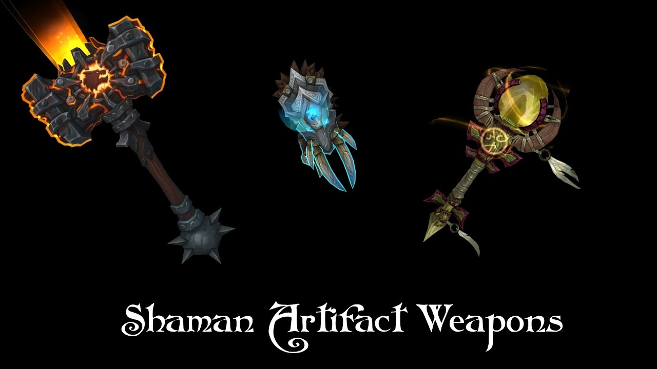 Warcraft fist of weapon world