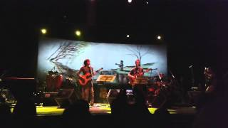 Kevin Johansen y Paulinho Moska - Waiting for the Sun to Shine (Rosario 2013)