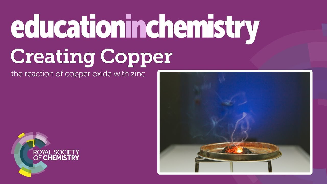 copper reactions Mixing metals on rooftops can of the most important issues concerning the use of copper is the chemical reaction between copper and other materials.