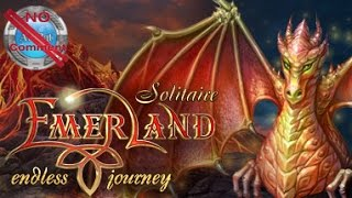 Emerland Solitaire Endless Journey Gameplay no commentary