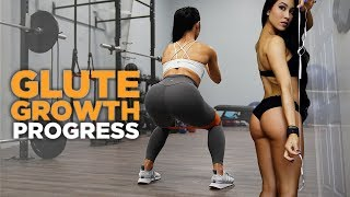 How I Grew My Glutes 2cm Naturally In 8 Weeks (Realistic Results)