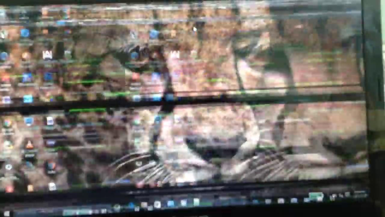 Lenovo G50-80 Flickering problem