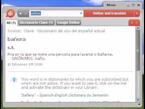 Definicin de baera youtube definicin de baera altavistaventures Choice Image