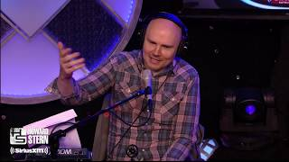"Billy Corgan ""Tonight, Tonight"" Acoustic on the Stern Show (2012)"