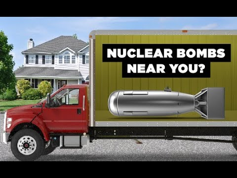 Thumbnail: How Close Do You Live to a Nuclear Bomb?