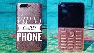 VIP V1 Card Phone.