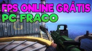 TOP 15 Melhores FPS Online Grátis pra PC Fraco +DOWNLOAD (Jogos leves para PC Fraco)