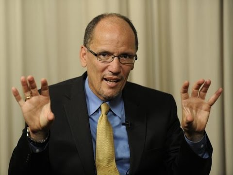 "DNC Chair Tom Perez ""Trump didnt win the Election"""