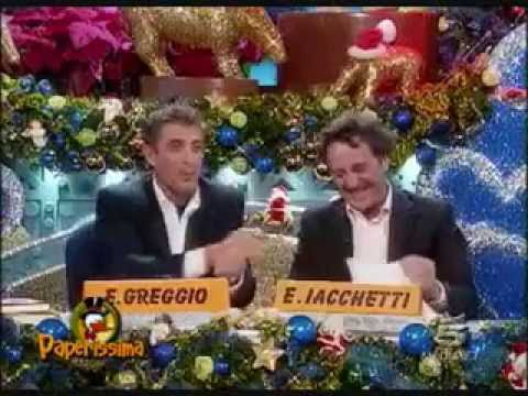 Greggio e Iacchetti......ridaiola pubblicitaria!! :)