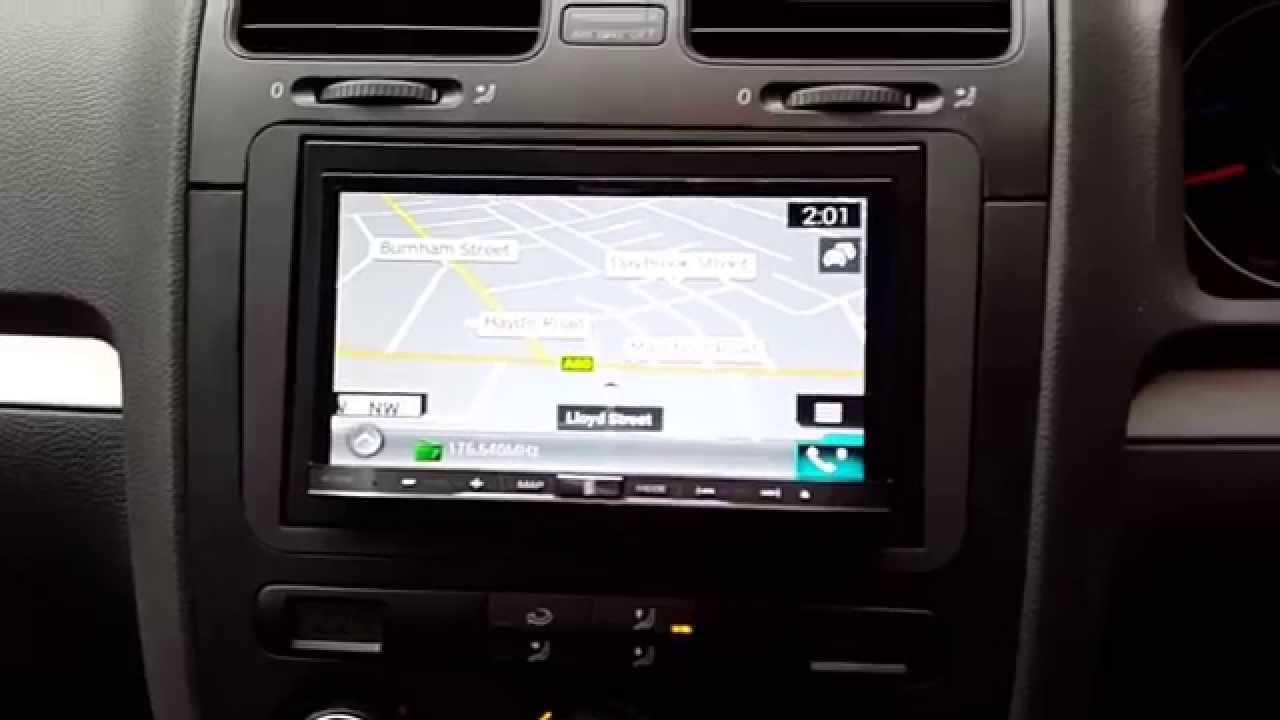 Live Wallpaper For Android Car Radio Vw Golf Mk5 Doubledin Install Pioneer Avicf60dab Satnav