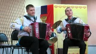 Дуэт «Гармоника», с.Большое Болдино
