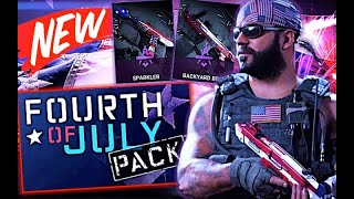 *NEW* Fourth of July Pack | Modern Warfare