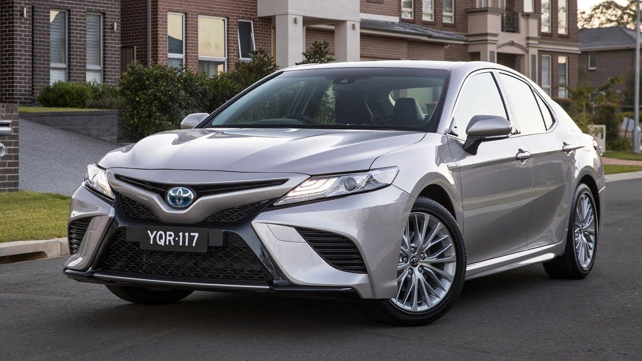 2018 Toyota Camry Sl Hybrid Australian Spec