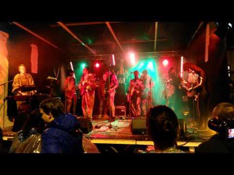 Funk Rock Zirkus Live 26-07-2014 Holzkirchen - Ausschnitt 3
