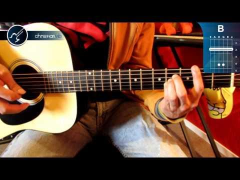"Cómo tocar ""Gimme the Power"" de Molotov en guitarra Acústica (HD) Tutorial - Christianvib"