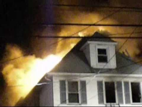 Lodi Nj Bergen County Multiple Alarm Working Fire 3 11 10 Pt1 Youtube