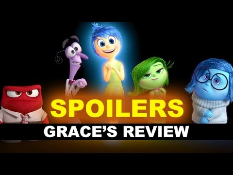 Inside Out Movie Review - SPOILERS : Beyond The Trailer