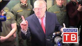 Владимир Жириновский: Я не оставлю Путина без работы
