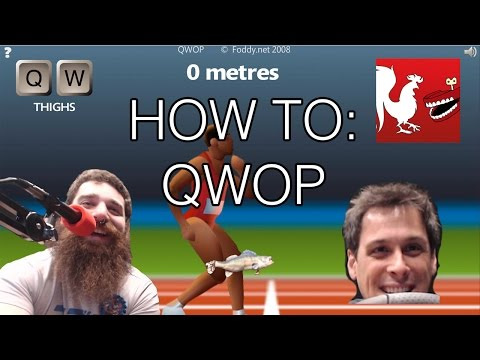 How To: QWOP   Rooster Teeth