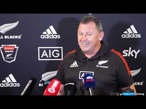 Team Naming | Ian Foster Press Conference