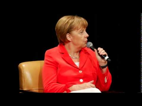 2014 Lowy Lecture: Angela Merkel, Chancellor of Germany - YouTube