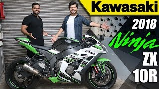 Cheapest 1000cc bike in India || KAWASAKI NINJA ZX10R || Living with it Ep. No.14
