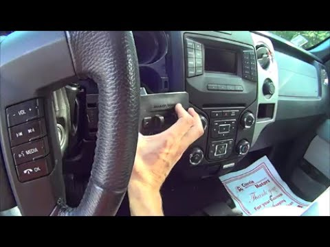 Electric Brake Controller Install!! 09-14 F150 - YouTube
