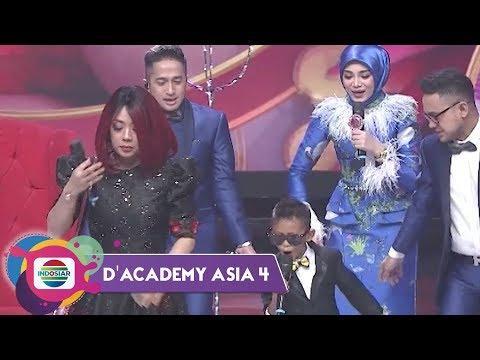NAH LO NAH LO! Saiful nggak mau Hadiah dari Soimah Tapi maunya dari Kak Rose | DA Asia 4