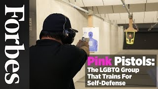 This LGBTQ Gun Rights Group Prefers The Range Over Politics