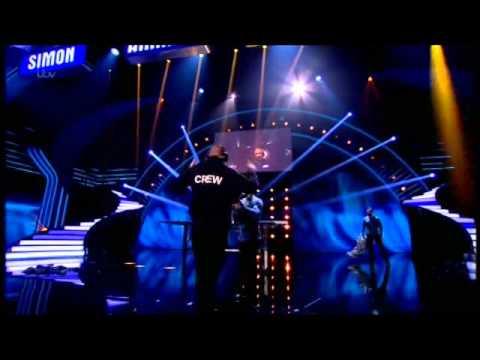 BRITAINS GOT TALENT 2014 SEMI FINALS - DARCY OAKE