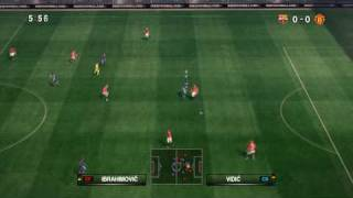 Pro Evolution Soccer 2010 - Gameplay Maxed out 2xGTX295 PC HD