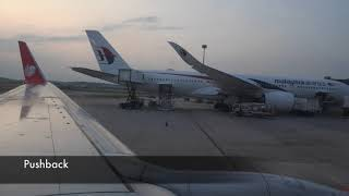 Naik Lion dari Malaysia | Lion Air (Economy Class) | Boeing 737-900 ER | Kuala Lumpur-Jakarta