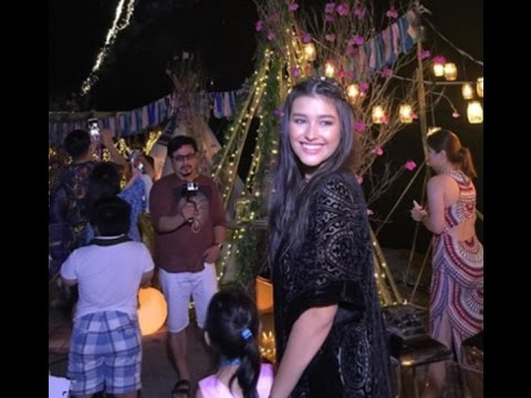 Liza Soberano Gets Surprise Boho Glamping Debut Party Youtube