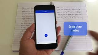 converting handwriting to computer text using your Neo N2 smartpen