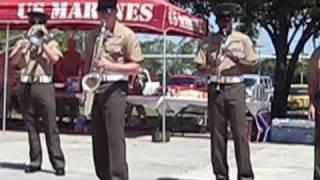 Parris Island Marine Band Dixieland Ensemble